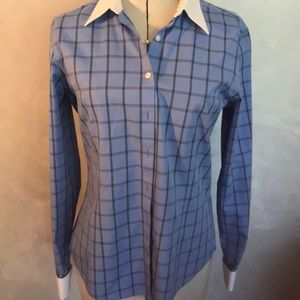 Brooks Bothers Tailored Button Down D4-1